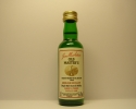 "OLD MASTER´S SMSW 14yo 1989 ""James MacArthur´s"" 5cl 56,8%vol"
