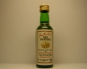 "OLD MASTER´S SMSW 1964 ""James MacArthur´s"" 5cl 56,8%vol"