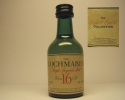 LOCHMABEN SSMSW 16yo 1977 5cl.e 57,9%Vol. 101,3´Proof