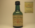 LINCLUDEN SSMSW 16yo 1977 5cl.e 57,9%Vol. 101,3´Proof