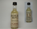 "Highland Malt CSSMW 13yo 1981-1997 ""Whisky Connoisseur"" 5cl.e 62,9%"