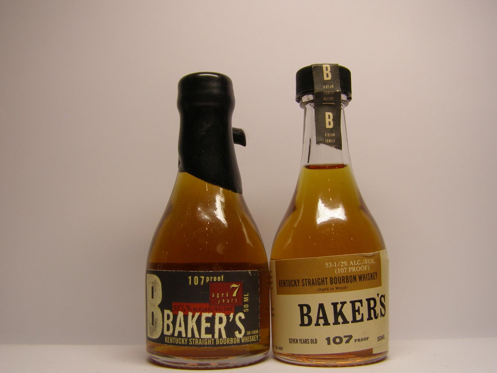 Bakers Bourbon