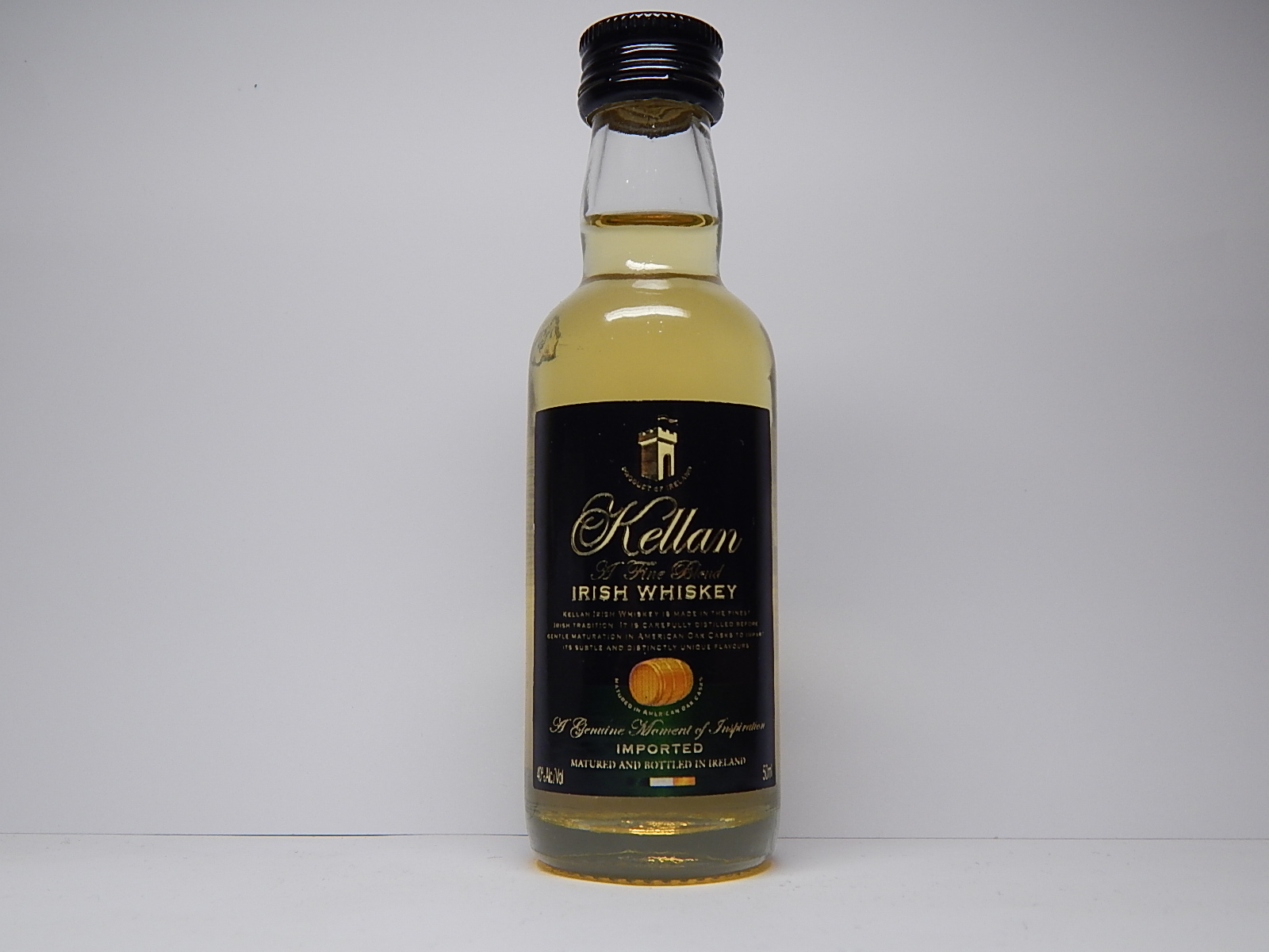 KELLAN Fine Blend Irish Whiskey