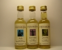 Compass Box Asyla GMBSW , Eleuthera VMSW , Juveniles VMSW