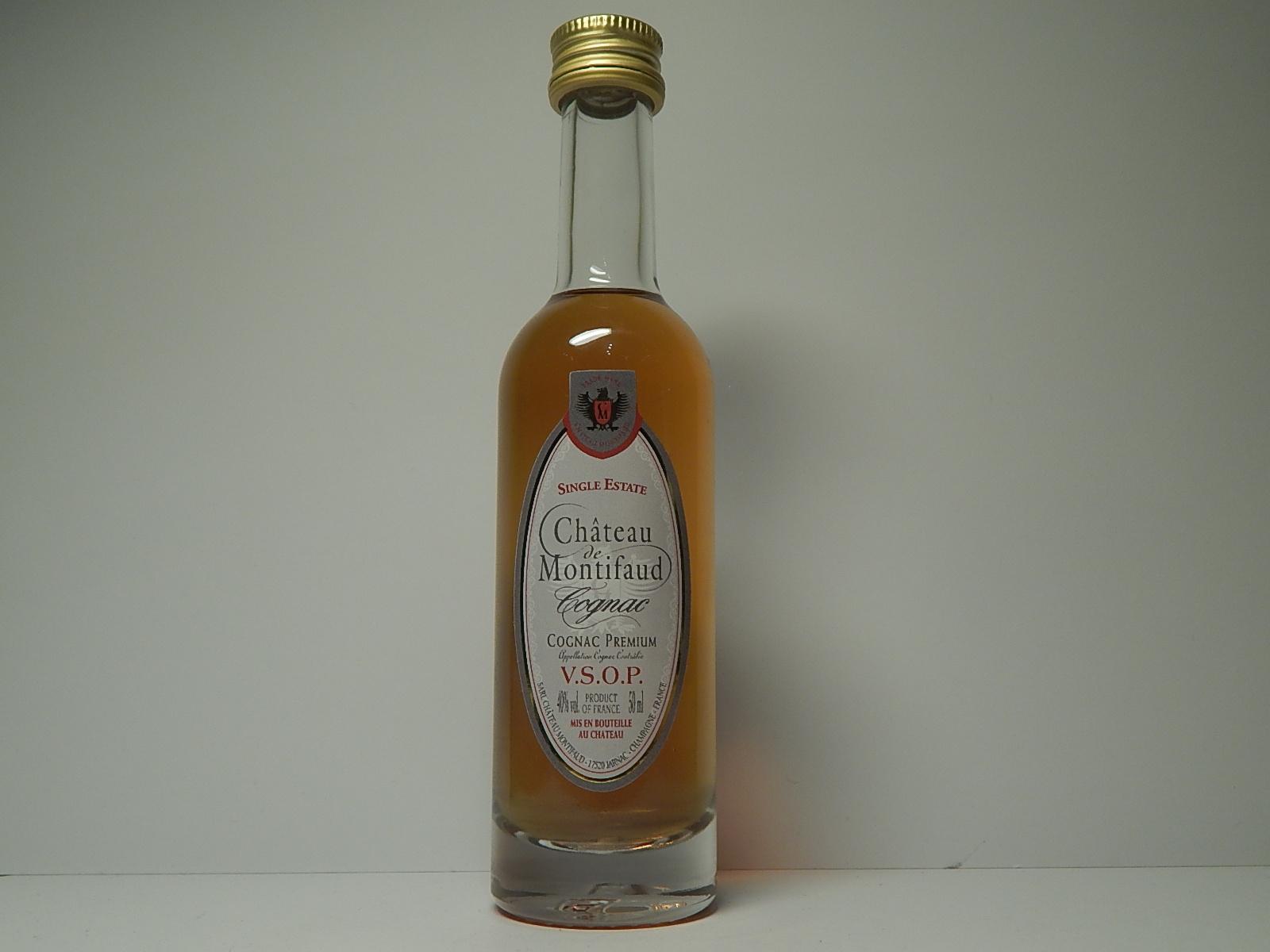 bouteille vsop cognac