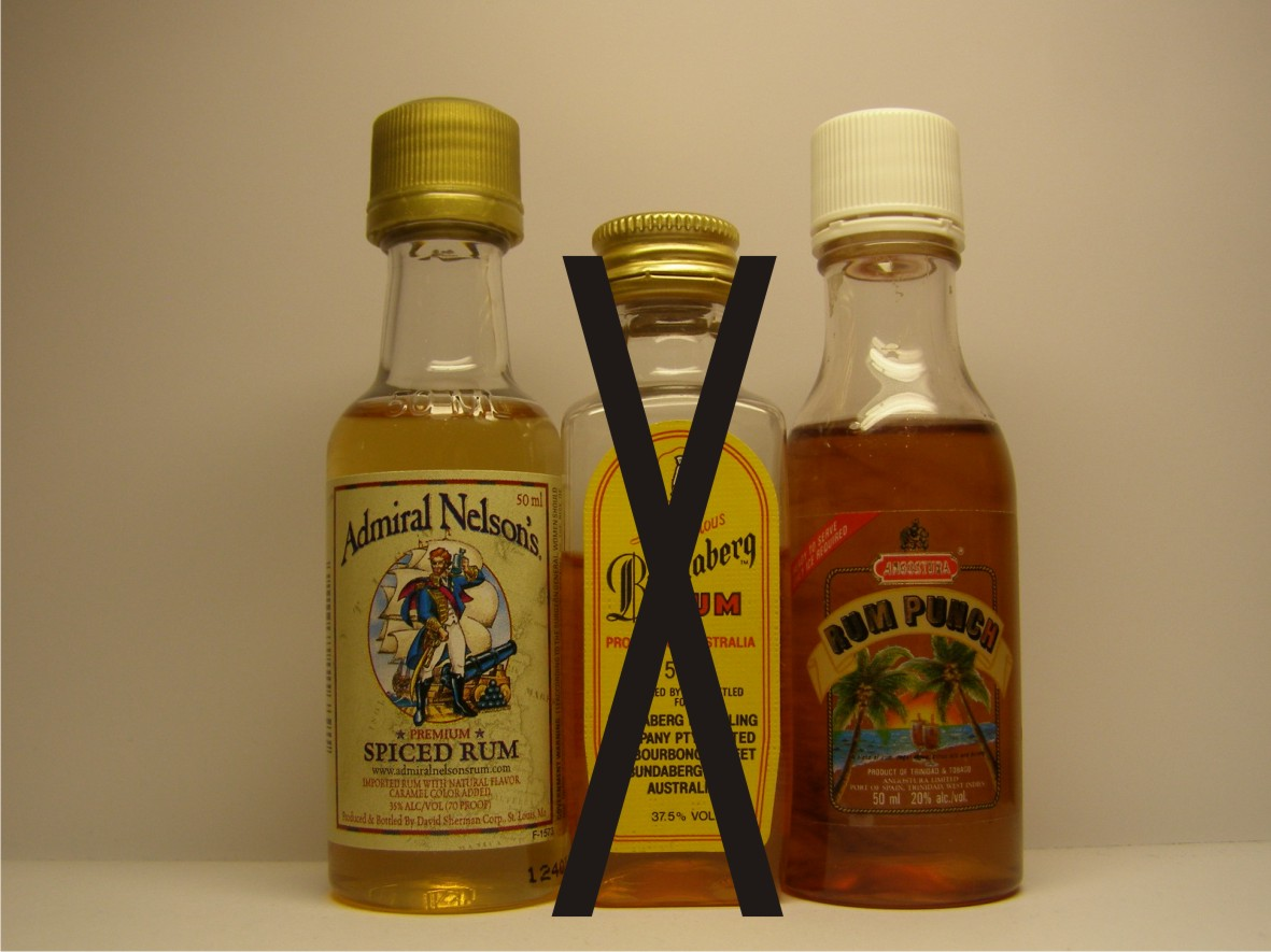 ADMIRAL NELSONS RUM PUNCH