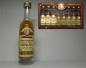 SARADJISHVILI ARAGVI 4yo Georgian Wine Brandy